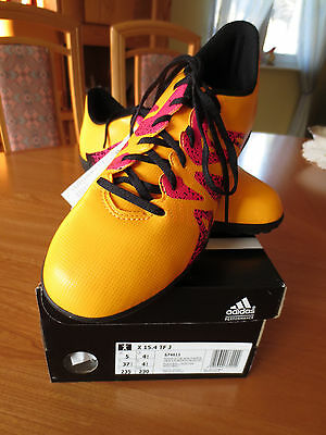 new styles df37e 6a19f Chaussures foot Adidas Performance X15.4TF neuves