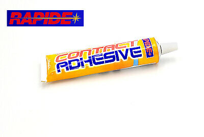 RAPIDE Multi-Purpose Contact Adhesive, 70g Ceramic Wood Leather Glass Quick Dry