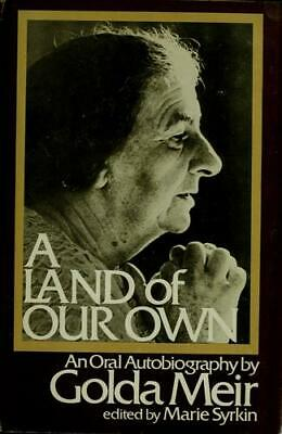 A Land of Our Own : An Oral Autobiography  (ExLib, NoDust)