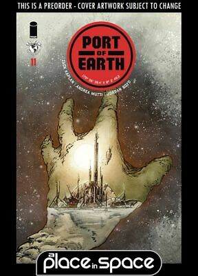 (Wk25) Port Of Earth #11 - Preorder 19Th June