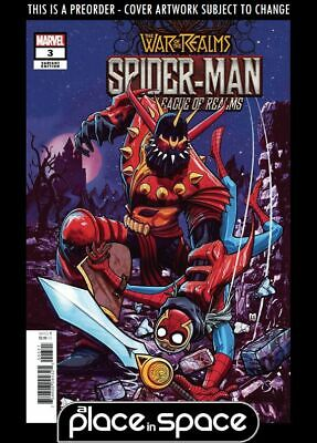 (Wk25) War Of The Realms: Spider-Man & League Of Realms #3B - Preorder 19Th June