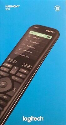 LOGITECH HARMONY 950 Universal TV Remote NEW IN SEALED BOX