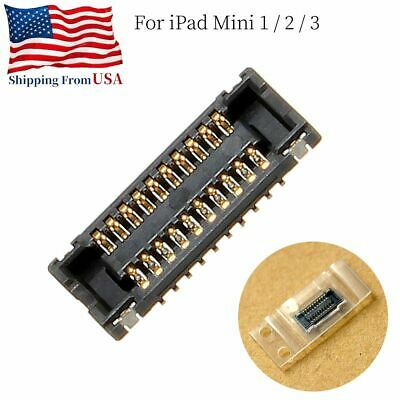 iPad 2 Digitizer Touch Screen Clip Chip Connector Screen SMD Connector USA