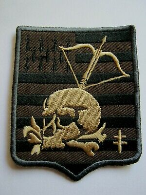 Rare Ancien Ecusson Commandos Marine Cos Opex Etat Excellent