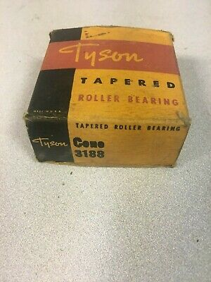 Tyson Tapered Roller Bearing Cup 74850 Made in USA