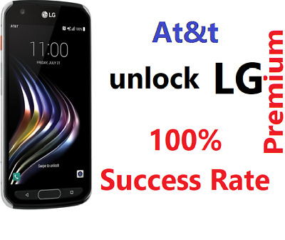 FACTORY NETWORK UNLOCKING Code for Lg At&t Phones,Fast service Official  Source