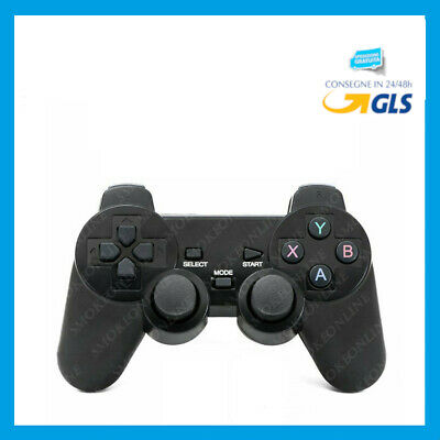 Joystick Joypad PS3 Wireless Controller Senza Filo Gamepad 2.4 GHz  Pc  Android