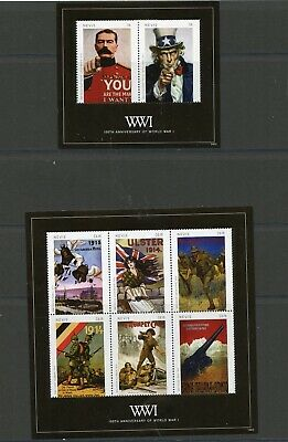 NEVIS--Lot of 8 stamps