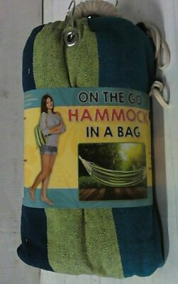 NEW On the Go Hammock in a Bag $49.99