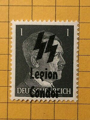 GERMANY SPAIN, SPANISH CIVIL WAR, 1 Rpf. MNH  Priv. Issue /s2