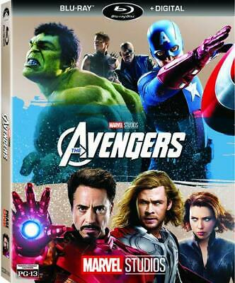 The Avengers (Blu-ray, 2017)