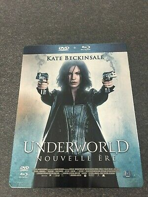 "Steelbook Blu-ray + DVD "" Underworld Nouvelle Ere  ""  comme neuf"