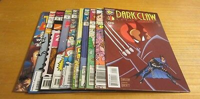 Lot of 10 Comic Books Dark Claw, Groo, Alf, Ren & Stimpy, Toy Story