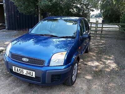 Ford Fusion Style 1.4 TDCI DIESEL