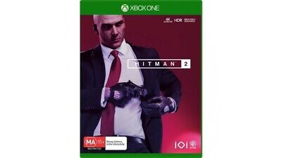 Hitman 2 - Xbox One - Brand New Sealed