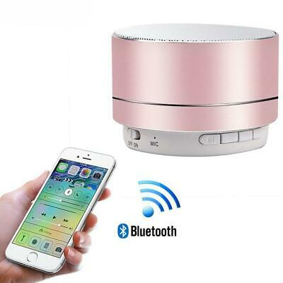 Portable Wireless Bluetooth Speaker Mini Super Bass Sound For Smartphone Tablet