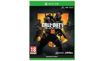Call of Duty: Black Ops 4 ( Xbox One , 2018)