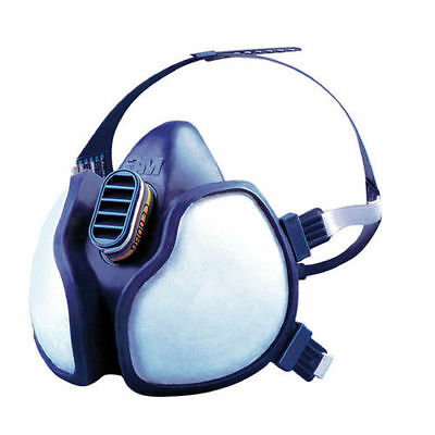 3M respiratory mask 4277 multigas, Gas Dust Paint
