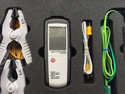 Centre DT 3630 Digital Differential Thermometer Kit New
