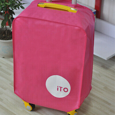 20-28Inch Dustproof Waterproof Travel Luggage Suitcase Cover Protective Bag