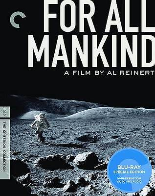 For All Mankind (The Criterion Collection) [Blu-ray], , New DVD, Stuart Roosa,Ja