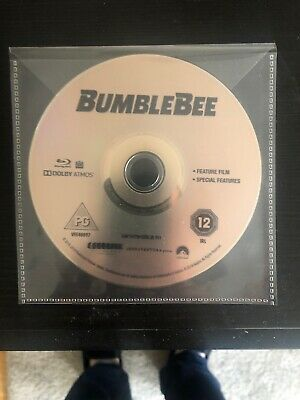 Bumblebee Blu-ray - 2019 *Disc Only*