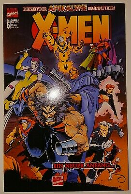 X-MEN #5 - Marvel Deutschland - 1997