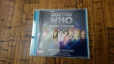 Doctor Who ~ Big Finish Documentary Bonus CD ~ Meeting Destiny