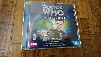 Doctor Who ~ Big Finish Audio Drama CD ~ The Time Machine