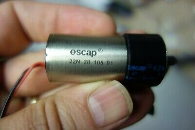 escap  dc motor  22n 28 105 91 lot of  6