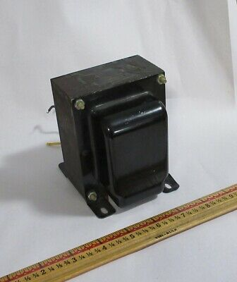 Vintage Stancor A8053 Output Transformer 50 Watts For Hi-Fi Audio Amplifier