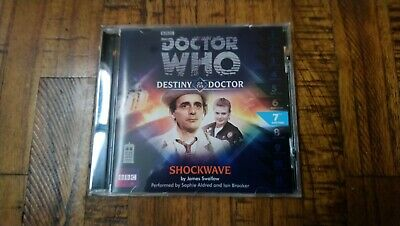 Doctor Who ~ Big Finish Audio Drama CD ~ Shockwave