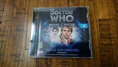 Doctor Who ~ Big Finish Audio Drama CD ~ Smoke and Mirrors