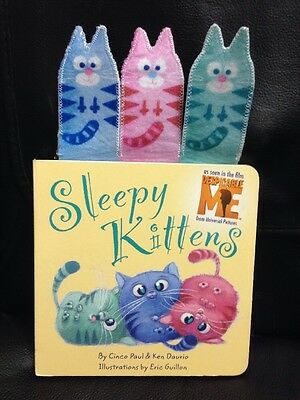 Sleepy Kittens (Despicable Me Movie) book