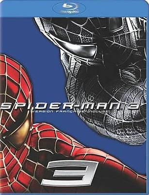 Spider-Man 3 (Blu-ray Disc, 2012)