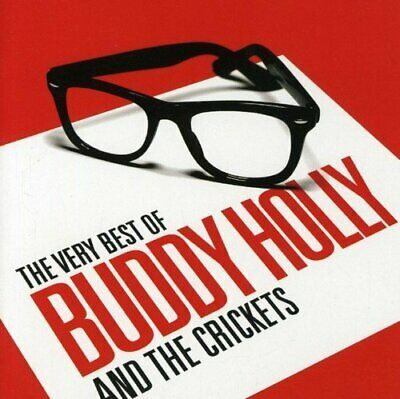 Buddy Holly And The Crickets         -    The Very Best Of   -         New 2Cd