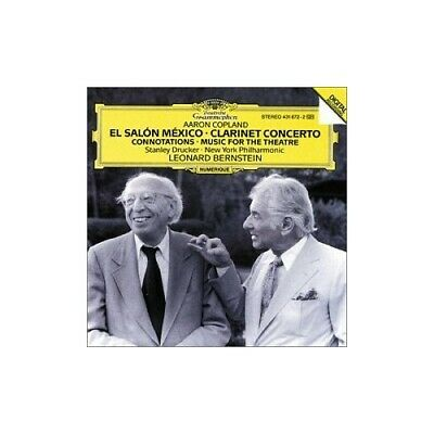 Copland - Orchestral Works -  CD ESVG The Cheap Fast Free Post The Cheap Fast