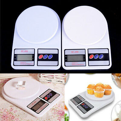 10kg/1g Precision Electronic Digital Kitchen Food Weight Scale Kitchen Tool  TE