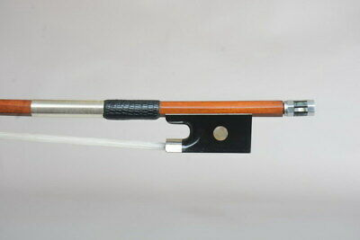 Master performance !Silver mounted!A Best Genuine Pernambuco Violin Bow ! 62.7G