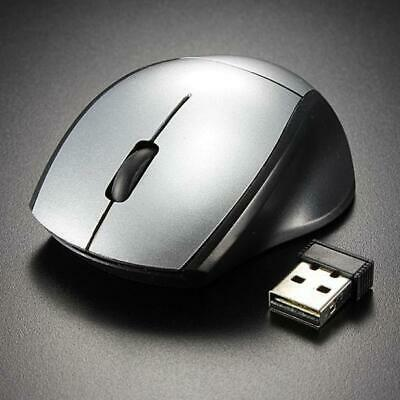 2.4GHz Wireless Mice Optical Mouse Cordless Mouse 2000DPI For PC Computer Laptop