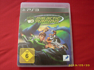 PS3 Spiele Ben 10: Galactic Racing (Sony PlayStation 3).