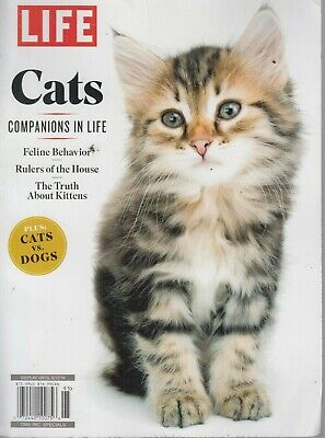 LIFE Cats Companions in Life 2019 Cats vs. Dogs