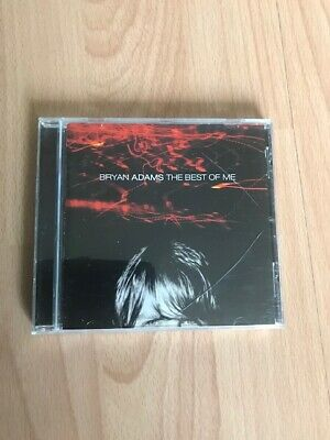 CD Bryan Adams The best of me Album