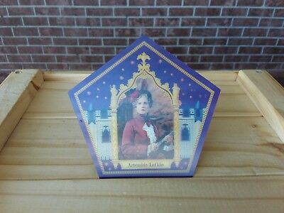 Harry Potter ☆☆☆ARTEMESIA LUFKIN☆☆☆ BRAND NEW 12th Chocolate Frog Card