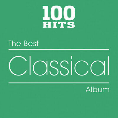 Various Artists - 100 Hits Classical / Various [New CD] Boxed Set, UK - Import