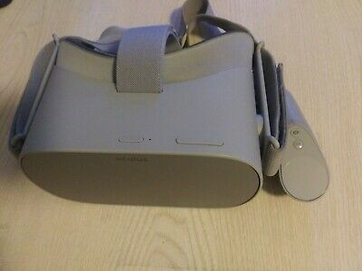 Oculus Go 32GB VR Headset Mint with Controller and Carrying Case!