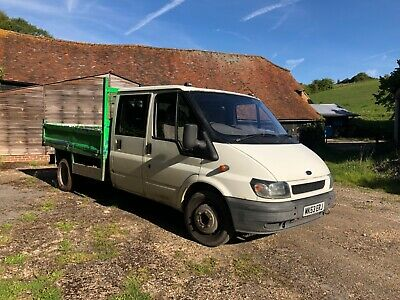 2003 Ford Transit Tipper Double Cab LWB