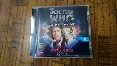 Doctor Who ~ Big Finish Audio Drama CD ~ Enemy Aliens