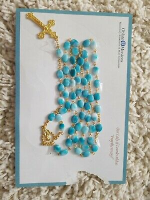 Oblate Missions Rosary Beads