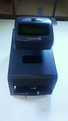 ACCESS BGR120M Boarding Gate Reader used no power cord no accesories